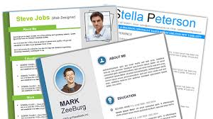 create creative resume online 3 free download resume cv templates for microsoft word