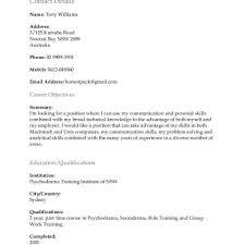 Resume Formatting In Word Formatting A Resume Formatting Resume Best Resume And Cv 11