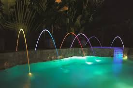 Inground pools at night Rectangle Premier Pools Waukesha Wi Budds Pools Spas Swimming Pool Milwaukee Inground Pools Wisconsinwaukesha County
