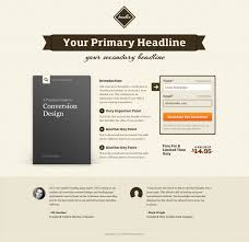 Unbounce Conversion Centered Design 15 Steps To The Ultimate Lead Capture Landing Page