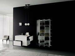 - <b>Solid</b> Surface® <b>wall cabinet</b> with mirror CTLINE | <b>Bathroom</b> cabinet ...