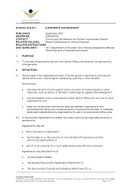 Writing A Sponsor Letter Microsoft Letter Of Recommendation