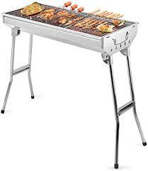 Uten Barbecue Grill Portable Lightweight Simple ... - Amazon.com
