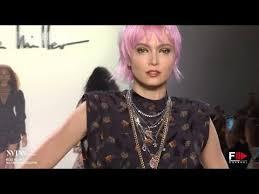 <b>NICOLE MILLER Women's</b> Fall 2020 New York - Fashion Channel ...
