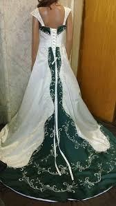 emerald green wedding dress. green wedding dress. emerald dress