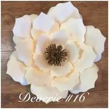 Paper Flower Templates Free Download 29 Free Paper Flower Template Printable Format Best Template Example