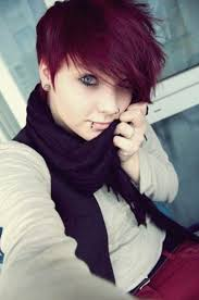 Hairstyles Ideas Emo Hairstyles Short Funky Emo Hairstyles For