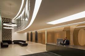 105 wigmore street london commercial foyer space by paul nulty lighting design