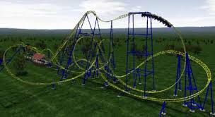 G No Limits Rollercoaster Simulator Designs Index Page