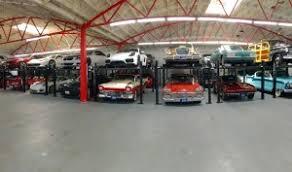 Car Storage Lifts At The Vault Veloce Motors The Vault Car Storage