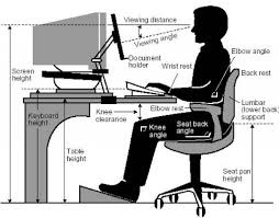 good posture office chair best desk chair for back pain