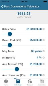Naf Mortgage Calculator By New American Funding Ios United States