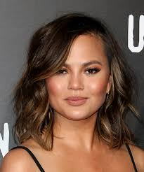A classic stew like french beef bourguignon is great, but chrissy teigen put a twist on it to make things spicier and a little more interesting. Christine Teigen Hairstyles Hair Cuts And Colors