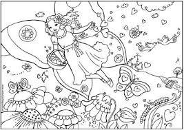 Small Picture Best Valentine Fairy Colouring Page Free 2316 Printable