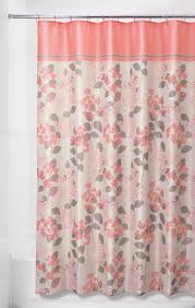 essential home floral shower curtain