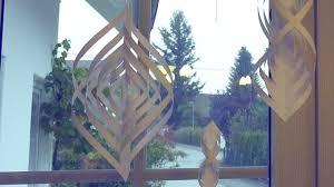 Winterliche Deko Zum Aufhängen Basteln Leicht Für Kinder