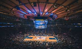 Knicks Stadium Seating Chart New York Knicks Game