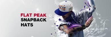 Snapbck flat Hip Flat Beaseball Brim Hop Embroidery Hat street custom Cap Cotton Cap Cap