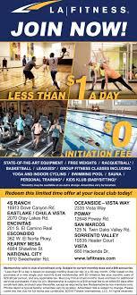 Kids Club La Fitness Join Now La Fitness Vista Ca