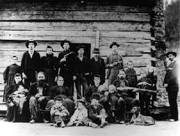 The Hatfield and McCoy Feud