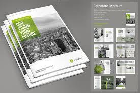 Best Brochure Templates Best 20 Brochure Templates In Creativemarket