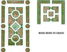 Small Picture Rose Garden Design Service David Austin Roses ogrd