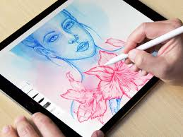 Drawing On Ipad Pro The 5 Best Apps For Sketching On An Ipad Pro Photoshop