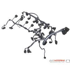 replacement mini cooper engine wiring harness 12517585952 mini engine wiring harness
