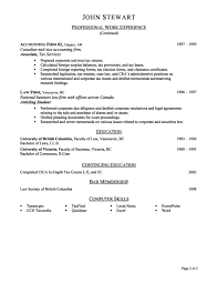 Resume Template Accounting Intern Resume Examples Free Career