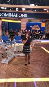 Young local singer performs on ABC's Good Morning America | News |  mcalesternews.com