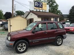 2002 Chevrolet Tracker for sale in York, PA 17403