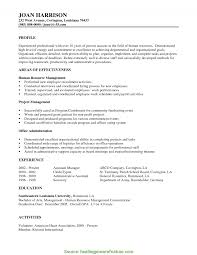 Typical Customer Service Manager Position Resume Customer Service