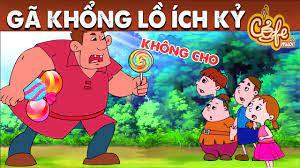 Phim hoạt hình hay nhất – GÃ KHỔNG LỒ ÍCH KỶ – Hoạt hình cho bé – Truyện cổ  tích – Phim hay 2021 - Tonghopshare - March 29, 2021