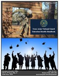 Texas Army National Guard Pay Chart Money For College Texas Military Department