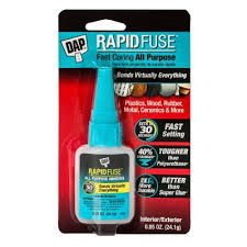 clear all purpose adhesive 6 pack