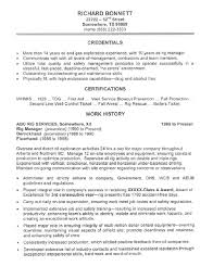 Oil Gas Resume Writers Oil Worker Cover Letter