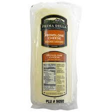Walmart Deli Nutrition Chart Prima Della Smoked Provolone Cheese Deli Sliced Walmart Com