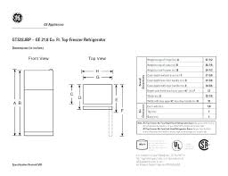 standard refrigerator height. Refrigerator 68 Height Of Standard Fridge Inches T