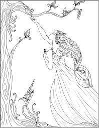 Small Picture Art Nouveau Coloring Pages SMacs Place to Be