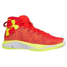under armour shoes red and blue. under armour fire shot men\u0027s basketball shoes red yellow and blue