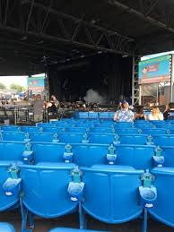 St Louis Verizon Wireless Amphitheater Seating Chart Hollywood Casino Amphitheatre Maryland Heights