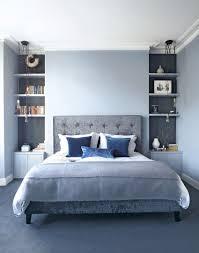 Blue Headboard Design Ideas Moody Interior Breathtaking Bedrooms In Shades Of Blue