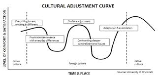 culture shock > davidson college study abroad the 5 rs of culture change is a more recent cultural adjustment model that identifies five key changes routines reactions roles relationships and