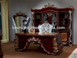 luxury office office table and elegant designs on pinterest antique office table