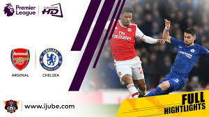 Highlights-Premier-League-Arsenal-vs-Chelsea-iJube
