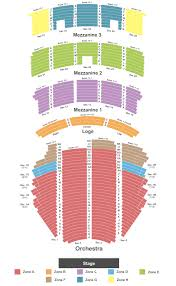 Paramount Theatre Seattle Seating Chart Paramount Theatre