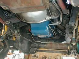 installing a the right way 460 oil pan jpg 57090 bytes