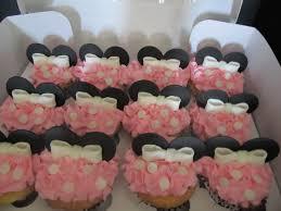 Minnie Mouse Cupcake Decorations BETOP HOUSE Set of 1 Dozen