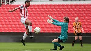 Stoke City FC - Getting to know: Tanisha Smith