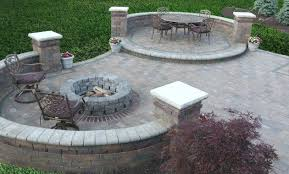 outdoor patio fire pits unique fireplaces and rings round pit vinyl cover